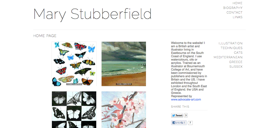 marystubberfield.co.uk