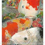 Three Nymphs - Giclee Print on fine art paper