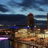 Salford Quays - Limited Edition Photograph