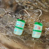 Glass Earrings Prairie -