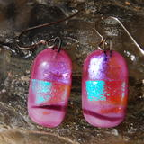 Glass Earrings Jaipur -