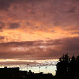 Harlesden Sunset - Photography