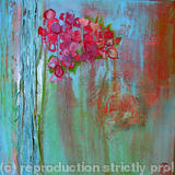 Pink Hydrangea - SOLD