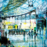 After Rush Hour, Brighton Station -