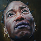 Nyanda BP Portrait Awards 2004 - Oil on Linen