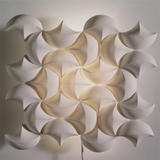 kotte wall light - bone china