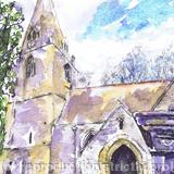 Broadwell Church - Pen