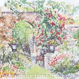 Through the Garden Gate - Pen