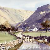 STONETHWAITE - watercolour on Arches Aquarelle