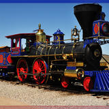 Jupiter train engine -