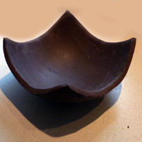 hidden square bowl