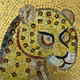 Sicily Leopard Head