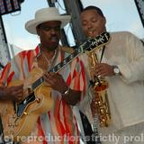 Najee and Nick Colione - Photograph
