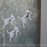 Spot Dogs stickers -