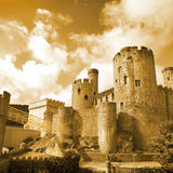 Conwy Castle - photography